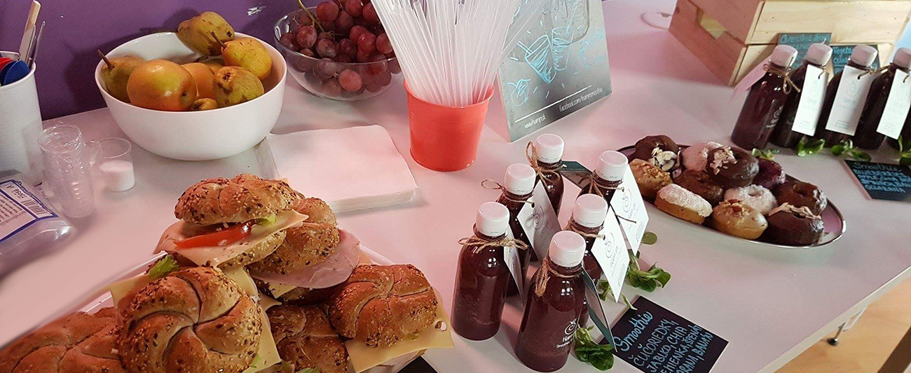 Ako majú vyzerať firemné raňajky